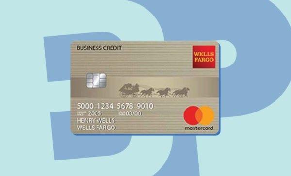 Wells Fargo Business Secured Credit Card