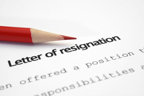 how to write a resignation letter for your job