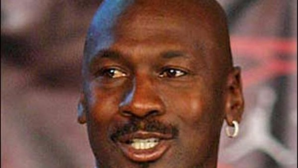 Michael Jordan Look-Alike Sues Michael Jordan
