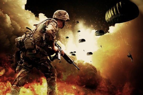 war terror