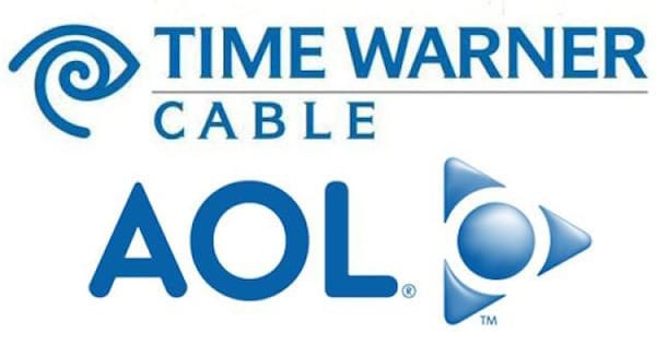 AOL Merging with Time Warner