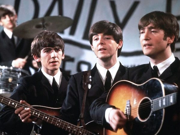 Decca Records Declining to Sign The Beatles