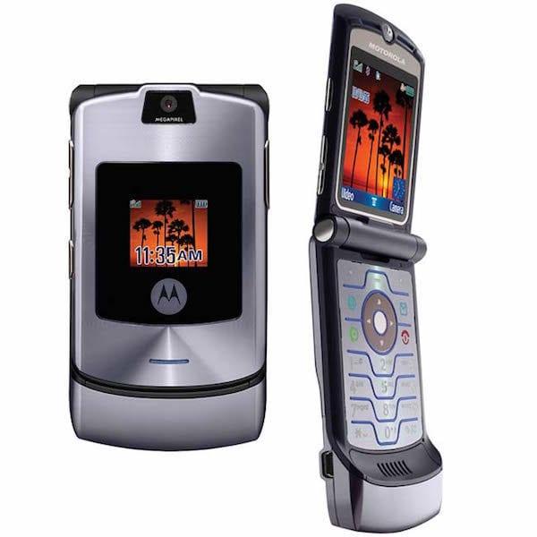 Motorola Failing to Capitalize on the Razr Craze