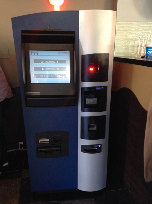 The World's First Bitcoin ATM Opens for Business in Vancouver