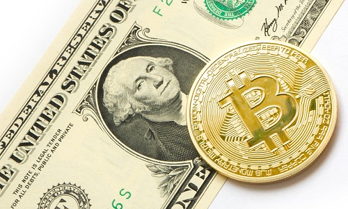 Bitcoin Reaches Parity with the U.S. Dollar