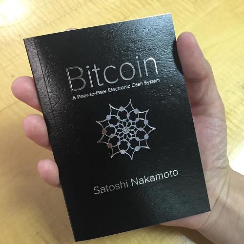 "Satoshi Nakamoto Publishes the Paper ""Bitcoin: A Peer-to-Peer Electronic Cash System"""