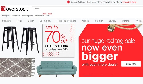 Overstock Becomes the First Major E-Commerce Site to Take Bitcoin