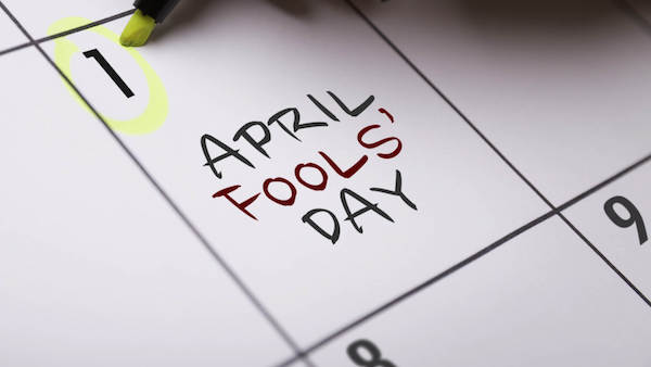 It Was Founded on April Fool's Day