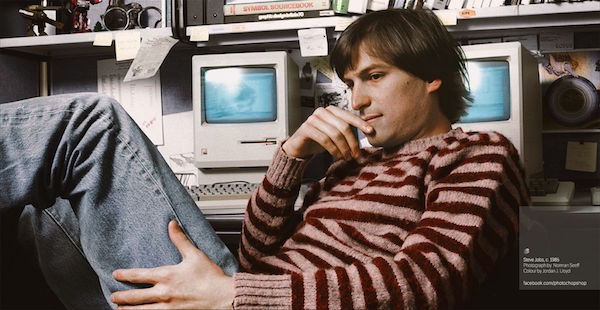 Steve Jobs Quit