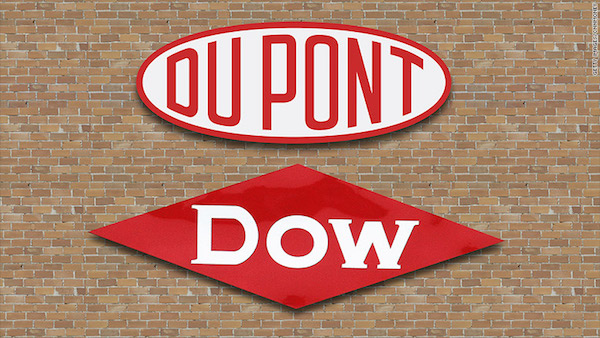 Dow Chemical and Dupont