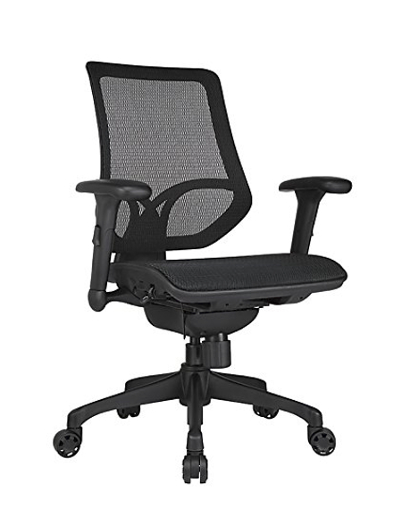 WorkPro 1000 Series Mid-Back Mesh Task Chair