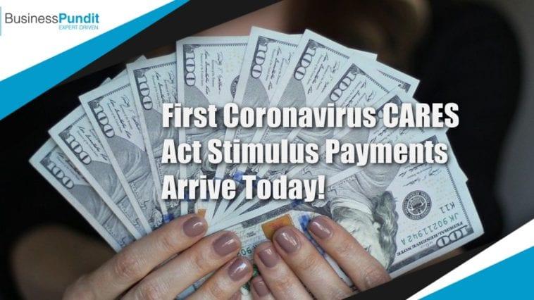 coronavirus stimulus payments