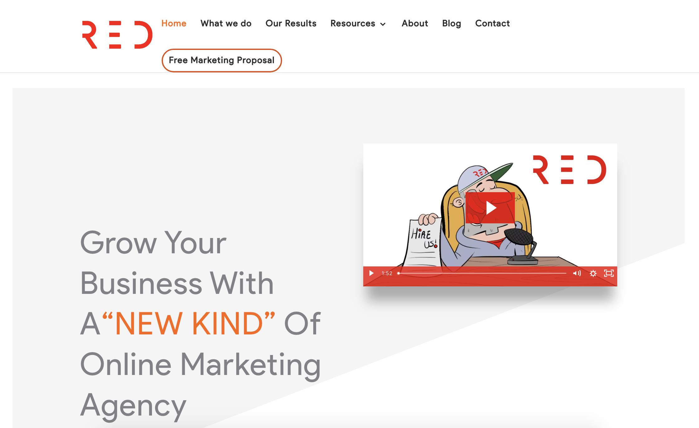 Marketing HY