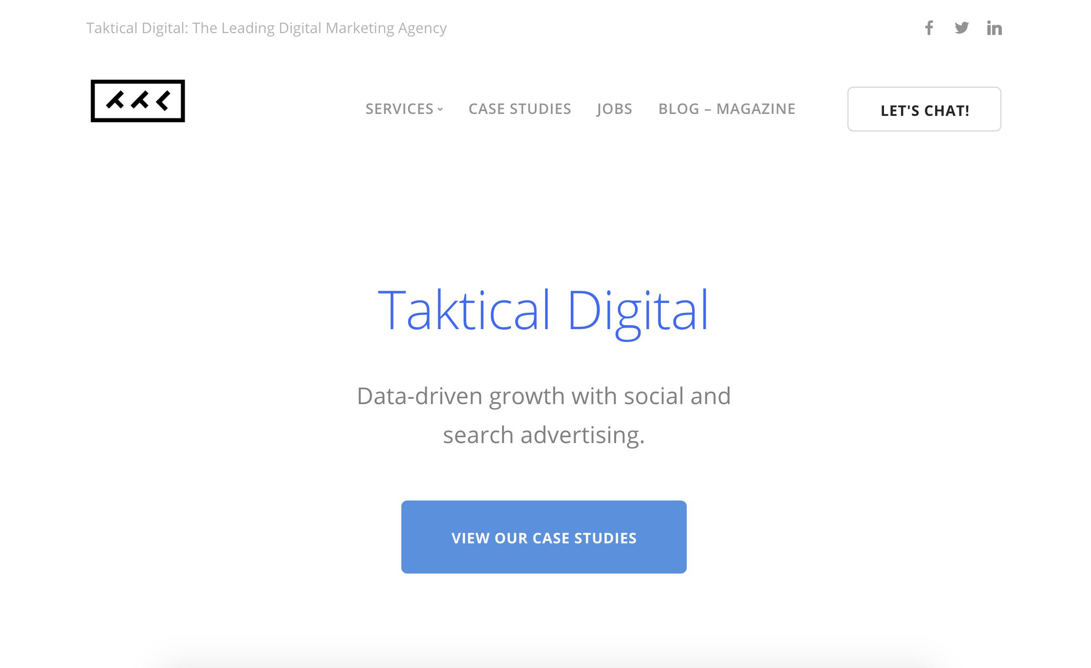 Taktical Digital