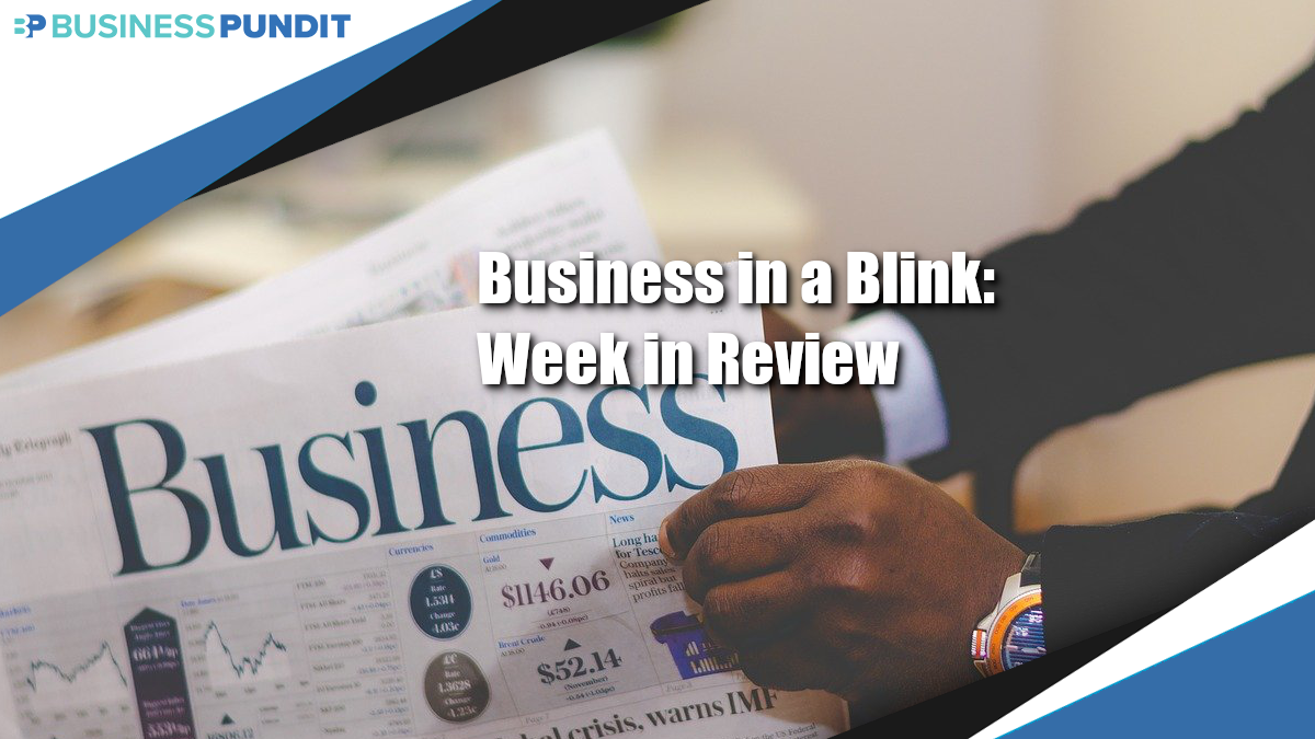 Business in a Blink