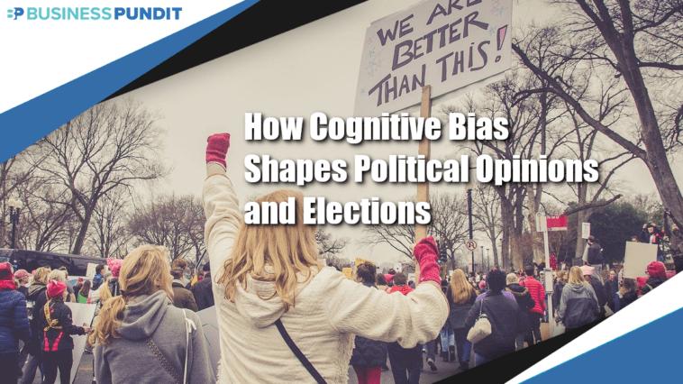 politics cognitive bias