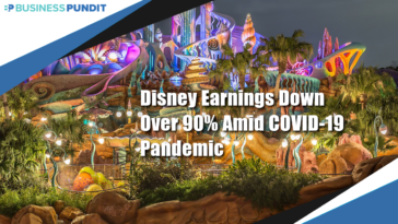Disney Earnings Down Over 90% Amid COVID-19 Pandemic