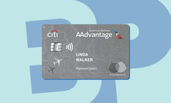 CitiBusiness/AAdvantage Platinum Select Mastercard
