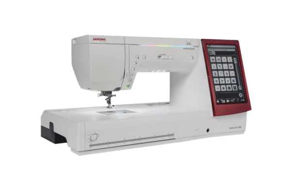 Janome Horizon Memory Craft Line