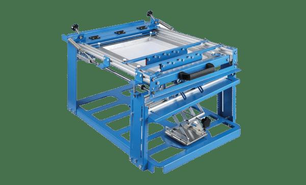VEVOR Manual Cylinder Screen Printing Machine