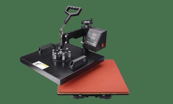 Seeutek 8 in 1 Power Heat Press Machine