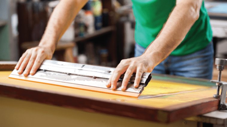 Best Screen Printing Machine for Small Business