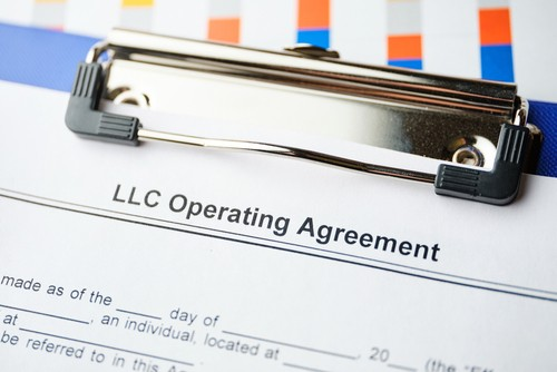 Write an Operating Agreement